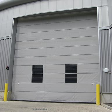 Crawford Vl3110 Verticaal Openende Vouwdeur Voor Medium