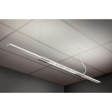 Teamled suspended luminaire 1800 mm ddd radian gratis for Suspente luminaire