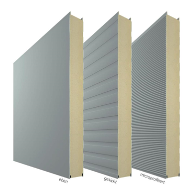 Pir Insulated Sandwich Panel Ondatherm 174 1003 Arcelormittal
