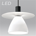 ASPECT GLASS LED WITH SHADE - AL2297