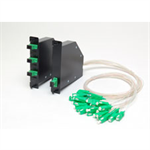 Passive Optical LAN Splitter Cassettes & Adapters