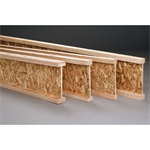 "Red-I™ Joists, 9-1/2"" to 32"" Joist Depth, Available in Long Lengths"