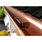Self-Regulating Heating Cables for Roof & Gutter Snow Melting and Deicing