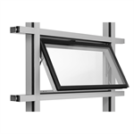 GLASSvent™ UT (Ultra Thermal) Windows