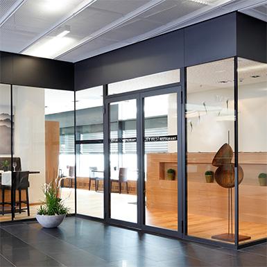 door forster fuego light ei30 double leaf forster. Black Bedroom Furniture Sets. Home Design Ideas