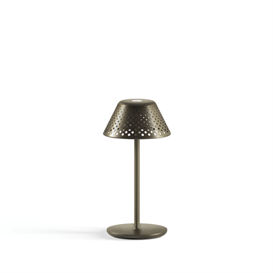 Mesh Table Lamp Battery Platek Objetos Bim Gr 225 Tis Para