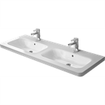 DuraStyle Double washbasin, double furniture washbasin 233813