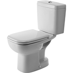 D-Code Toilet close-coupled 211101