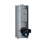 Conservationist® BTP Commercial Gas Water Heater, Large Volume Powered Burner, 150/200/300/400/500/600 gal Capacity