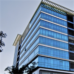 SOLARCOOL® Reflective Glass by Vitro Architectural Glass (formerly PPG)
