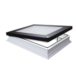 Flat roof window DEF DU8| FAKRO