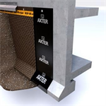 ALPAL® 3000 Underground walls - Waterproofing membrane process for underground walls